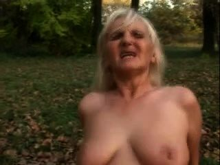 Old Mature Outdoor