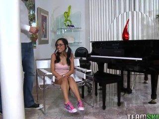 Exxxtrasmall Petite Latina Teen Tia Cyrus Tight Pussy Hardcore Se
