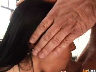 Rebeca Linares & Kristina Rose Intense Threesome