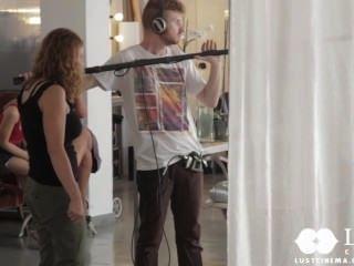Lust Cinema Amateur Couple Makes A Porn Video