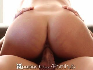 Hd - Passion-hd Young Kennedy Gets Filled With A Big Dick