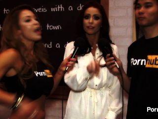 Pornhubtv Monique Alexander Interview At 2015 Avn Awards