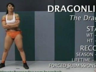 "The Dragon(2-0) Vs Tara ""the Shortstop"" Lynn Fox (0-2)"