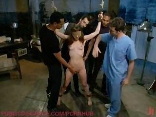 Bondage Gang Bang Test Shoot