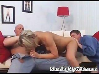 Sharing My Wife Megan