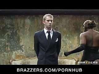 Danny D Fucks Horny Perky-tit Black Doctor Slut In Lingerie With Big Dick