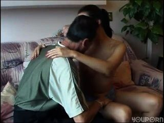 Father Anal Fucks Step-daughter
