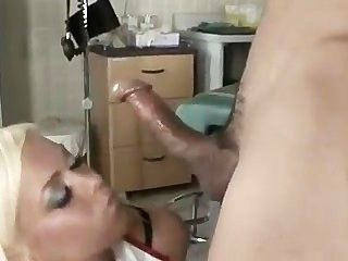 Let The Nurse Take A Look (nothing To Be Shy About)