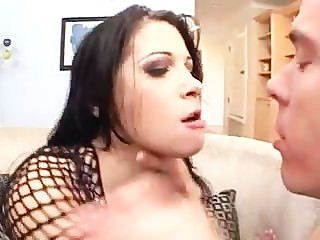 Rebeca Linares - 2 Men And A Ho