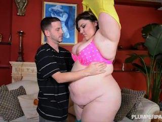 Bbw Bella Bendz Takes Huge Cock Deep In Her Ass