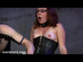 Tormenting Sex Slave Pussy With Bdsm Machines, Electricity And Pain