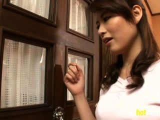 Beautiful Tall Asian Lady Is So Horny