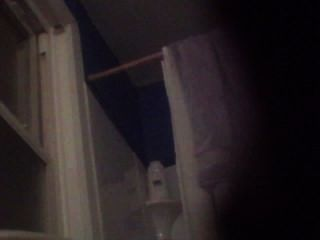 Bj And Her Daughter Caught On Video While In The Bathroom
