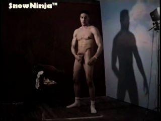 Big Dick Uncut Latino Tease & Cum