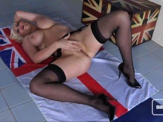 Michelle Barrett Anal Toy Scene For Bills Honeys