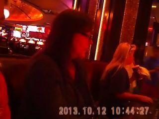 120 Candid Smoker In Vegas