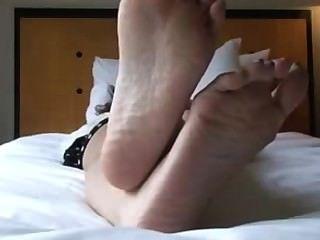 China Teen Feet