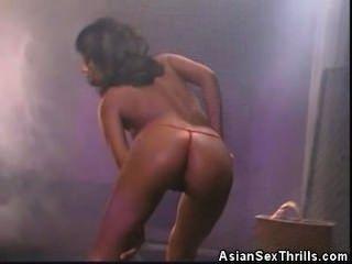 Asian Hottie Nyoma Marcella Teasing