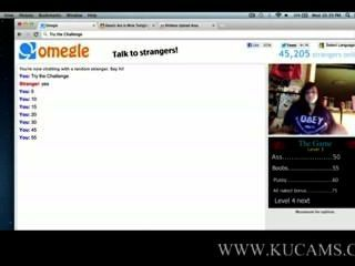 Wil Freaky Girl On Omegle Www.kucams.com