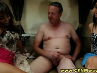 Cfnm Femdoms Completely Dominate Their Subject