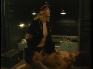 Hot Stuff - Nazi Female Captain Fucks Guy - Redhead Fucks Guy
