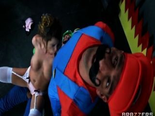 Mario Brothers Double Team Brooklyn Chase