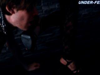 Under Feet - Linda Foot Domination