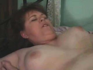 Older Couple Having Sex-tweeds