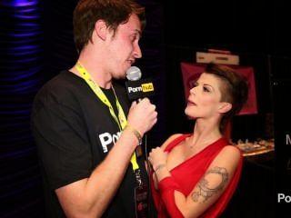 Pornhubtv Joslyn James Interview At Exxxotica 2014 Atlantic City