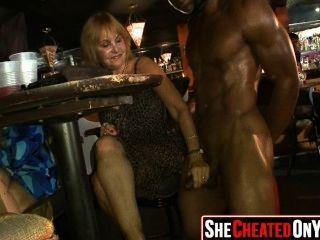 21 Girls Caught On Camera Sucking Cock 10