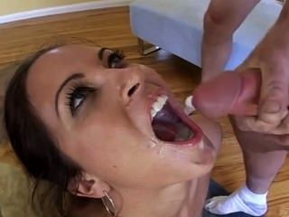 Cum Swallowing Compilation: Hyper Edition
