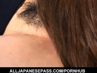 Miho Tachibana Loves To Play With Girls