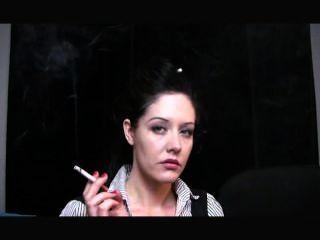 Mary Jnae Smoking
