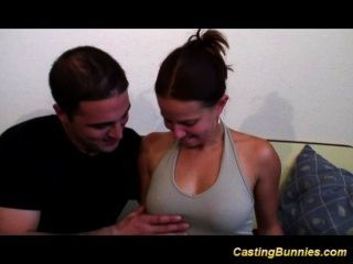 Busty Teens First Anal Casting