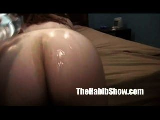 Thicke Pawg White Girl Banged By Hairy Arab.