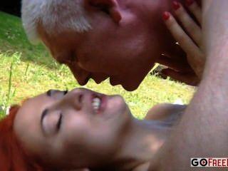 Eva Berger Fucked By Oldman