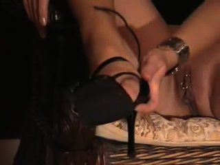 Blonde Milf High Heel Pussy Masturbates - Great Vid - Heelslovers@pornhub