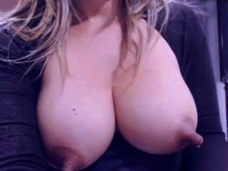 Huge Nipples On Webcam