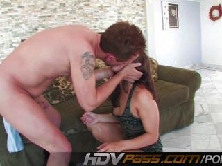 Hdvpass Grace Glam Punishes Her Bad Boy