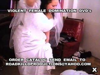 Violent Female Domination