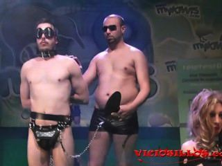 Desfile De Moda Bdsm Sadoma On Stage By Viciosillos.com