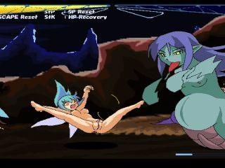 Fairy Fighting Watch Mode Fluid Hunter By Eluku