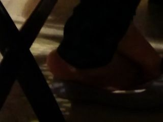 Candid Feet In Flats Part 2