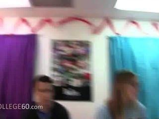 Young Student Sexing Schoolgirls