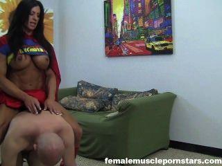 Angela Salvagno - Supergirlfriend 2