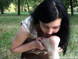 Russian Foot Worship 27